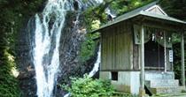 会津の景色を楽しむ 『背あぶり山』『不動滝』